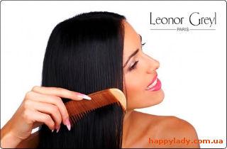 Маска и масло для волос Леонор Грейл восстанавливает волосы