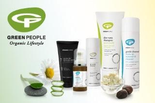 Органическая косметика Green People