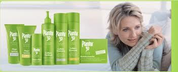 Plantur 39 от выпадения волос у женщин