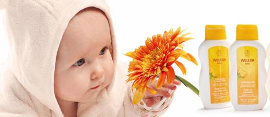 Натуральная косметика Веледа для лечения атопического дерматита у детей