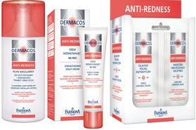 farmona dermacos anti redness фармона косметика