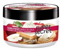 Farmona Sweet Secret Крем для тела «Шарлотка»