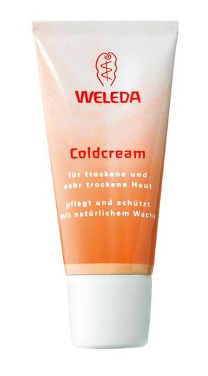 weleda coldcream